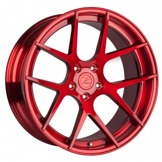 ZP.FORGED 7 Super Deep Concave | Candy Red