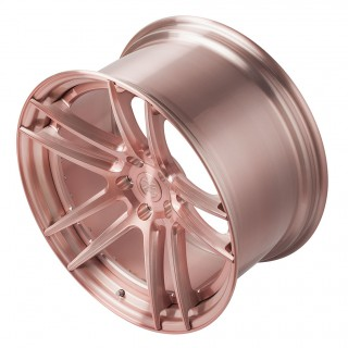 ZP.FORGED 2 Super Deep Concave | ROSE GOLD