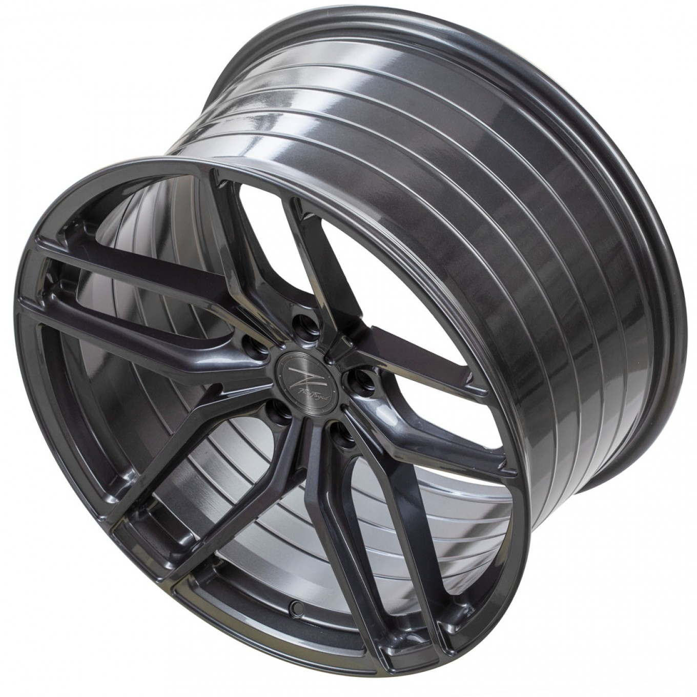 ZP2.1 Deep Concave FlowForged | Gloss Metal - Black Friday Price