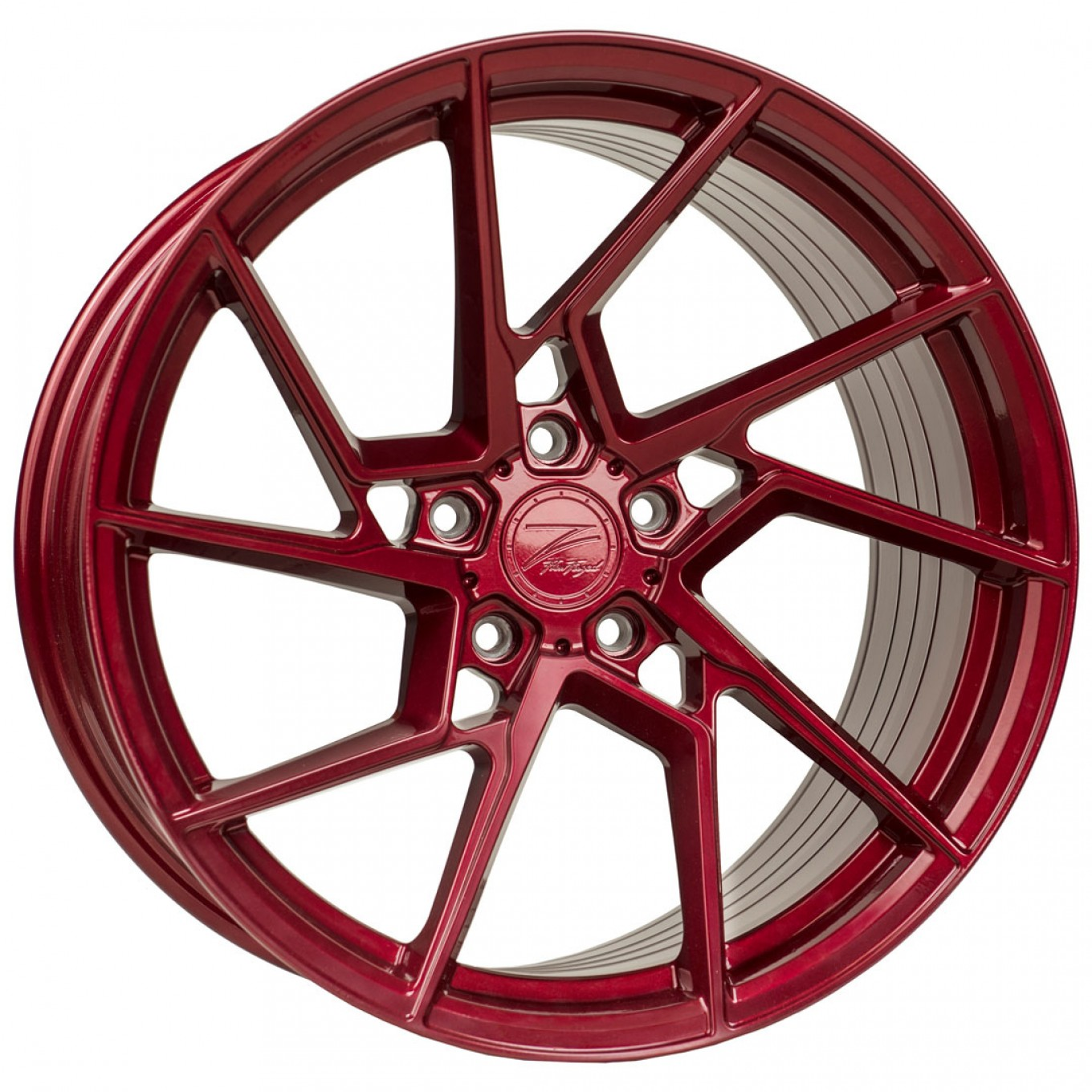 ZP3.1 Deep Concave FlowForged | Blood Red
