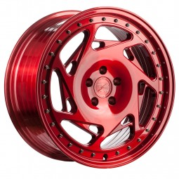 ZP5.1 Deep Concave | Brushed Candy Red..