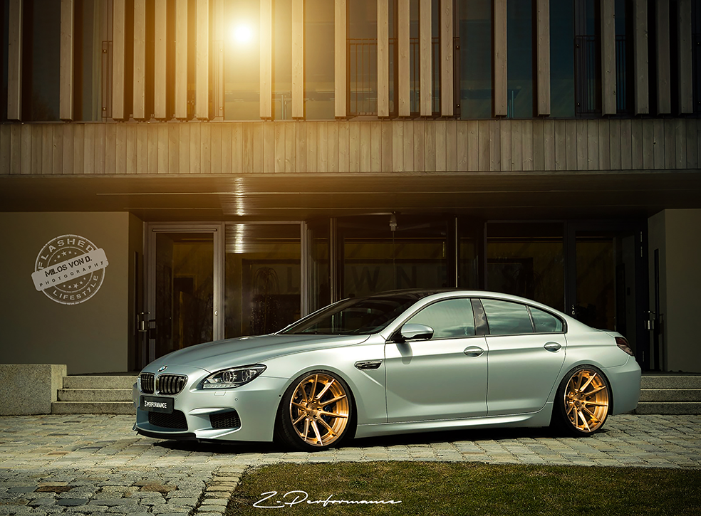 Zp Forged 1 Super Deep Concave Royal Gold