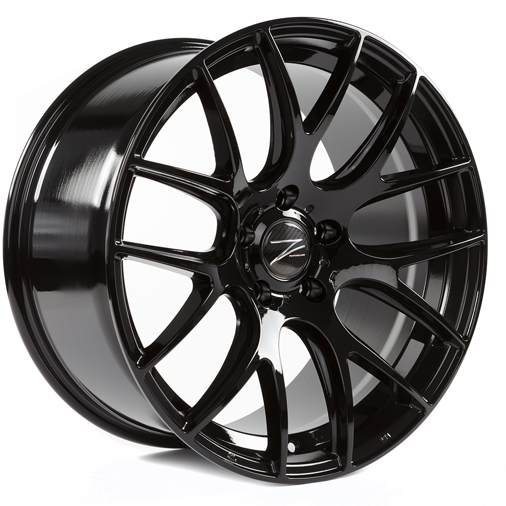 Z-PERFORMANCE ZP.01 Concave  hliníkové disky 8,5x19 5x120 ET35 Gloss Black